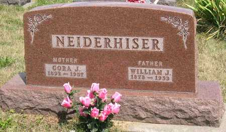 NEIDERHISER, WILLIAM J. - Linn County, Iowa | WILLIAM J. NEIDERHISER