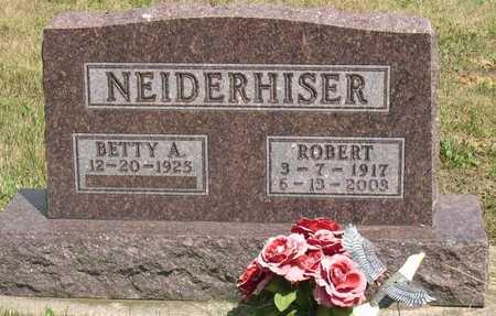 NEIDERHISER, ROBERT - Linn County, Iowa | ROBERT NEIDERHISER