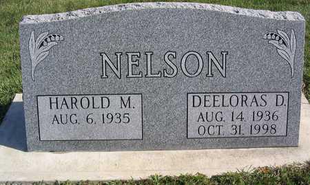 NELSON, DEELORAS D. - Linn County, Iowa | DEELORAS D. NELSON