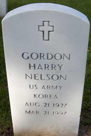 NELSON, GORDON HARRY - Linn County, Iowa | GORDON HARRY NELSON