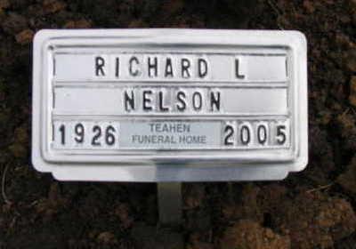 NELSON, RICHARD L. - Linn County, Iowa | RICHARD L. NELSON