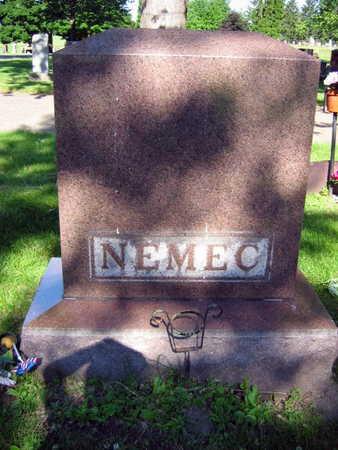 NEMEC, FAMILY STONE - Linn County, Iowa | FAMILY STONE NEMEC