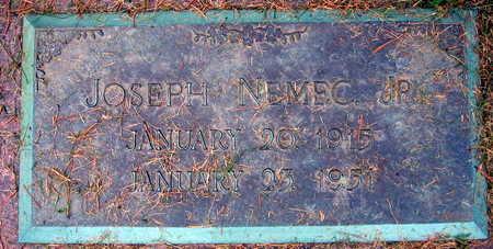 NEMEC, JOSEPH JR. - Linn County, Iowa | JOSEPH JR. NEMEC