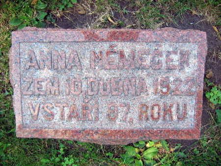 NEMECEK, ANNA - Linn County, Iowa | ANNA NEMECEK