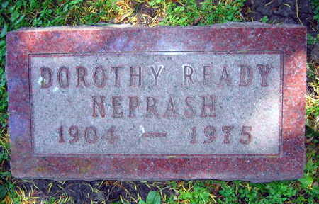 READY NEPRASH, DOROTHY - Linn County, Iowa | DOROTHY READY NEPRASH