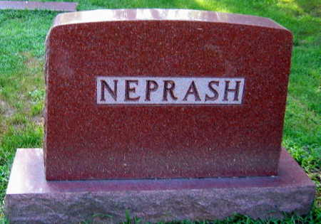 NEPRASH, FAMILY STONE - Linn County, Iowa | FAMILY STONE NEPRASH