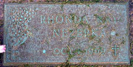 NEZERKA, RHONDA KAY - Linn County, Iowa | RHONDA KAY NEZERKA