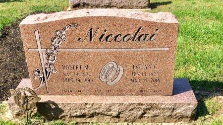 NICCOLAI, ROBERT M. - Linn County, Iowa | ROBERT M. NICCOLAI