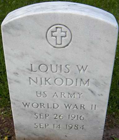 NICKODIM, LOUIS W. - Linn County, Iowa | LOUIS W. NICKODIM