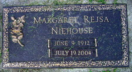 NIEHOUSE, MARGARET - Linn County, Iowa | MARGARET NIEHOUSE