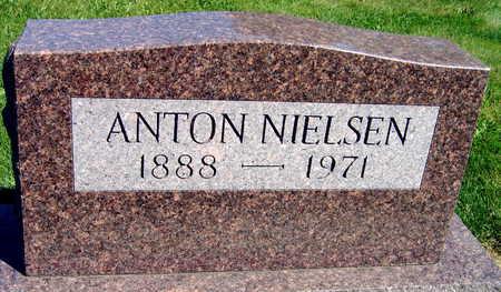 NIELSEN, ANTON - Linn County, Iowa | ANTON NIELSEN
