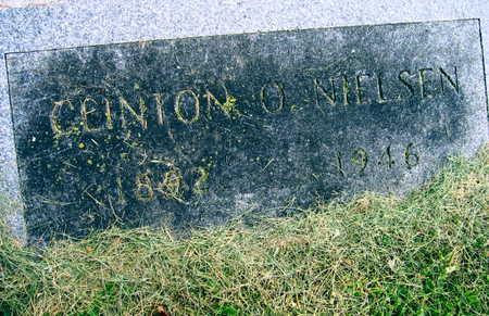 NIELSEN, CLINTON O. - Linn County, Iowa   CLINTON O. NIELSEN