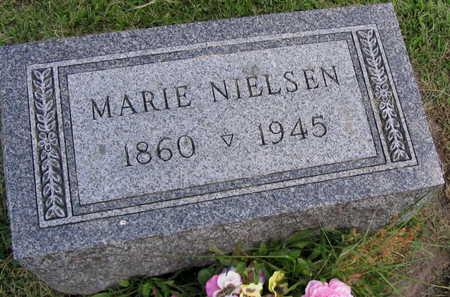 NIELSEN, MARIE - Linn County, Iowa | MARIE NIELSEN