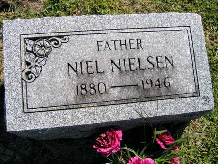 NIELSEN, NIEL - Linn County, Iowa | NIEL NIELSEN