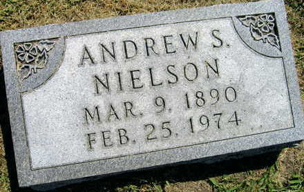 NIELSON, ANDREW S. - Linn County, Iowa | ANDREW S. NIELSON