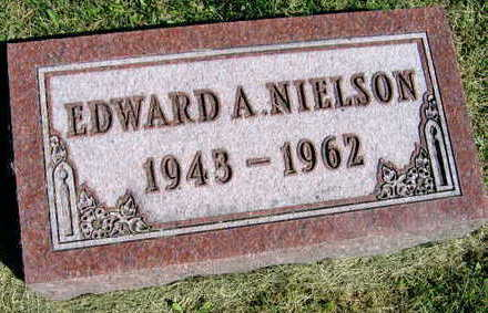 NIELSON, EDWARD A. - Linn County, Iowa   EDWARD A. NIELSON