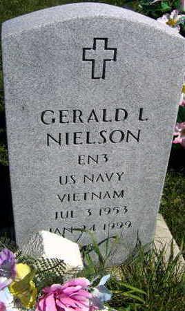 NIELSON, GERALD L. - Linn County, Iowa | GERALD L. NIELSON