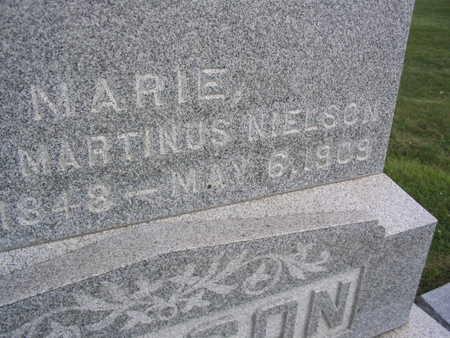NIELSON, MARIE - Linn County, Iowa | MARIE NIELSON