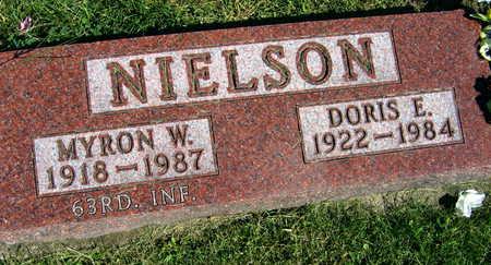 NIELSON, DORIS E. - Linn County, Iowa | DORIS E. NIELSON