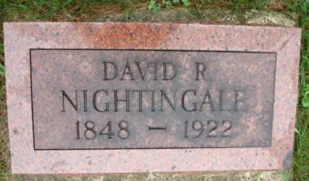 NIGHTINGALE, DAVID R. - Linn County, Iowa | DAVID R. NIGHTINGALE