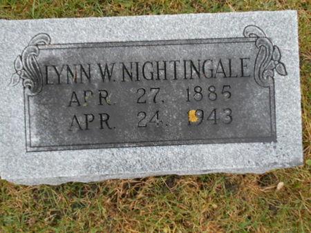 NIGHTINGALE, LYNN W. - Linn County, Iowa   LYNN W. NIGHTINGALE