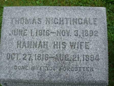 NIGHTINGALE, HANNAH - Linn County, Iowa | HANNAH NIGHTINGALE