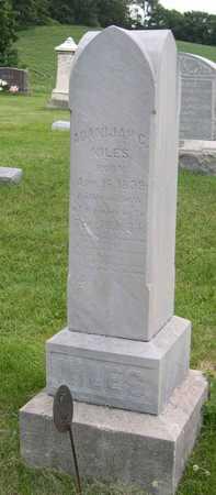 NILES, ADANIJAH C. - Linn County, Iowa | ADANIJAH C. NILES