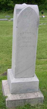 NILES, CATHRIN - Linn County, Iowa | CATHRIN NILES