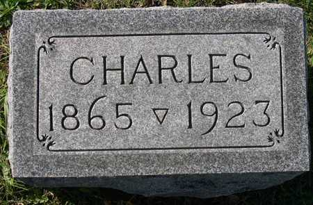 NISWANDER, CHARLES - Linn County, Iowa | CHARLES NISWANDER