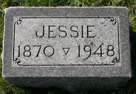NISWANDER, JESSIE - Linn County, Iowa   JESSIE NISWANDER