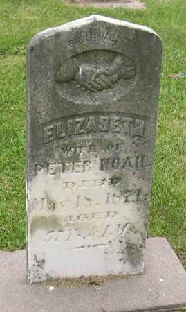 NOAH, ELIZABETH - Linn County, Iowa | ELIZABETH NOAH