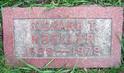 NOELLER, RICHARD T. - Linn County, Iowa | RICHARD T. NOELLER