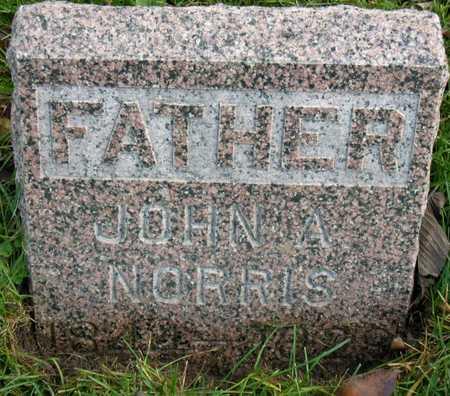 NORRIS, JOHN A. - Linn County, Iowa | JOHN A. NORRIS