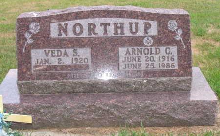 NORTHRUP, ARNOLD C. - Linn County, Iowa   ARNOLD C. NORTHRUP