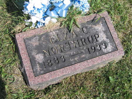 NORTHRUP, ELZA C. - Linn County, Iowa   ELZA C. NORTHRUP