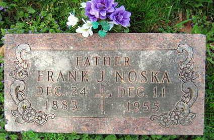NOSKA, FRANK J. - Linn County, Iowa | FRANK J. NOSKA