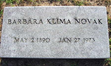 KLIMA NOVAK, BARBARA - Linn County, Iowa | BARBARA KLIMA NOVAK