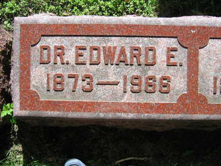 NOVAK, DR. EDWARD E. - Linn County, Iowa | DR. EDWARD E. NOVAK