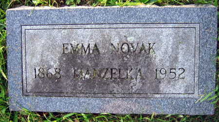 NOVAK, EMMA - Linn County, Iowa | EMMA NOVAK