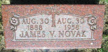 NOVAK, JAMES V. - Linn County, Iowa | JAMES V. NOVAK