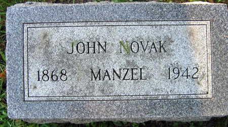 NOVAK, JOHN - Linn County, Iowa | JOHN NOVAK