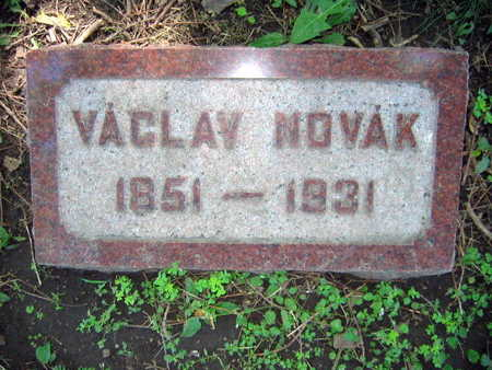 NOVAK, VACLAV - Linn County, Iowa | VACLAV NOVAK