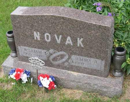 NOVAK, WILLIAM - Linn County, Iowa | WILLIAM NOVAK