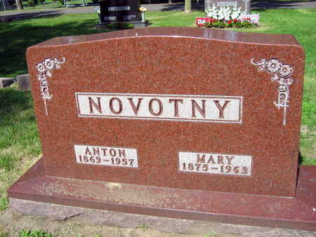 NOVOTNY, ANTON - Linn County, Iowa | ANTON NOVOTNY