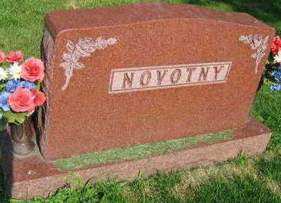 NOVOTNY, FAMILY STONE - Linn County, Iowa | FAMILY STONE NOVOTNY