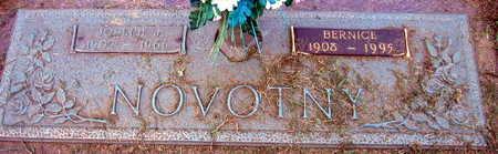 NOVOTNY, JOSEPH - Linn County, Iowa   JOSEPH NOVOTNY