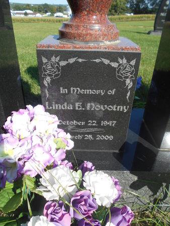 NOVOTNY, LINDA E. - Linn County, Iowa | LINDA E. NOVOTNY