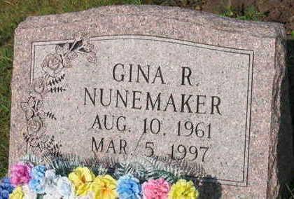 NUNAMAKER, GINA R. - Linn County, Iowa | GINA R. NUNAMAKER