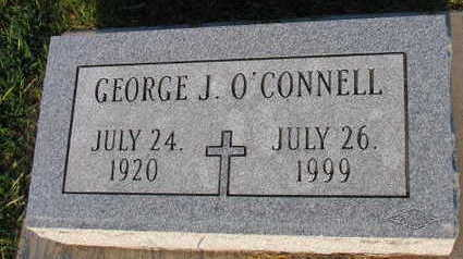 O'CONNELL, GEORGE J. - Linn County, Iowa | GEORGE J. O'CONNELL