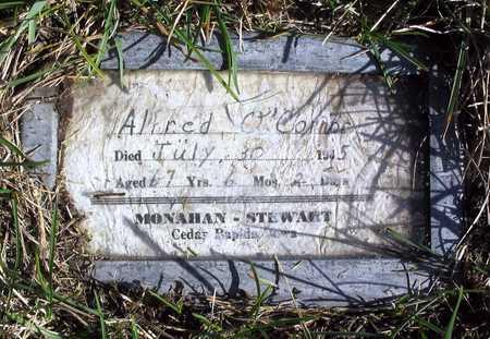 O'CONNOR, ALFRED - Linn County, Iowa | ALFRED O'CONNOR